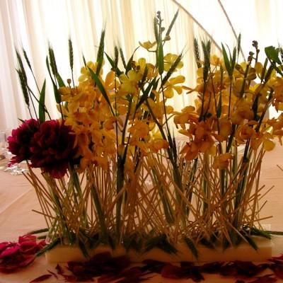 yau flori_yau evenimente_bujori de gradina orhidee si grau verde