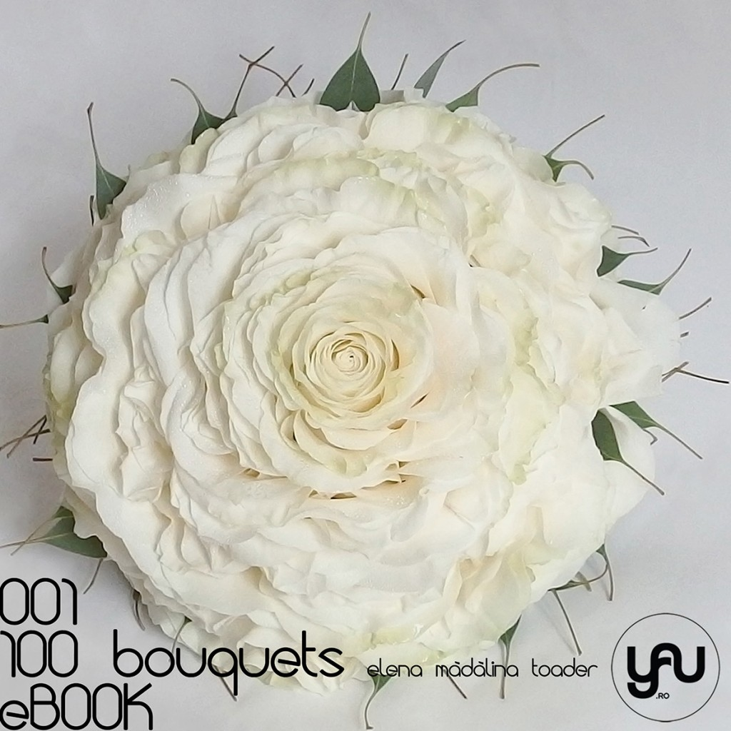 ROSES 001 #100bouquets #ebook #elenamadalinatoader #yauconcept