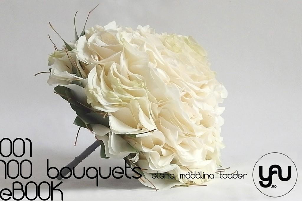 ROSES 001 #100bouquets #elenamadalinatoader #yauconcept #ebook
