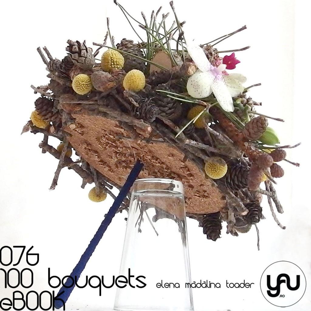 CRASPEDIA si CONURI #100bouquets #ebook #yauconcept #elenamadalinatoader