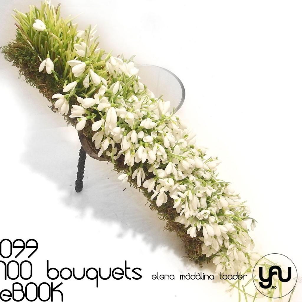 Buchet cu GHIOCEI #100bouquets #ebook #yauconcept #elenamadalinatoader