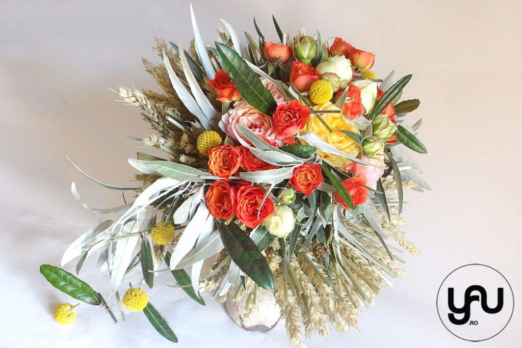 buchet mireasa grau trandafiri de gradina _ yauconcept _ elenatoader (1)