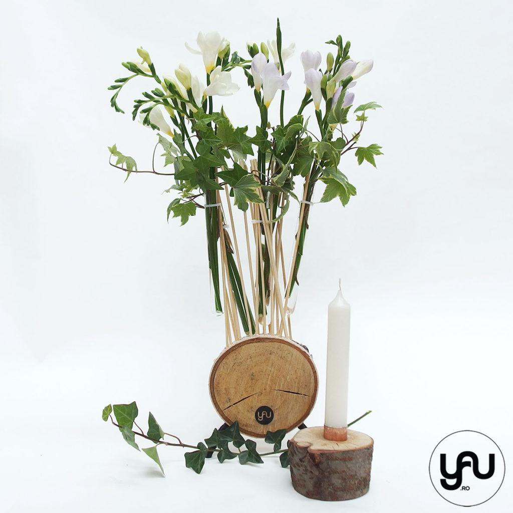 FREZII si iedera in suport floral YaU din lemn _ 1martie _ 8martie _ cadoumartie _ yauconcept _ elenatoader (2)