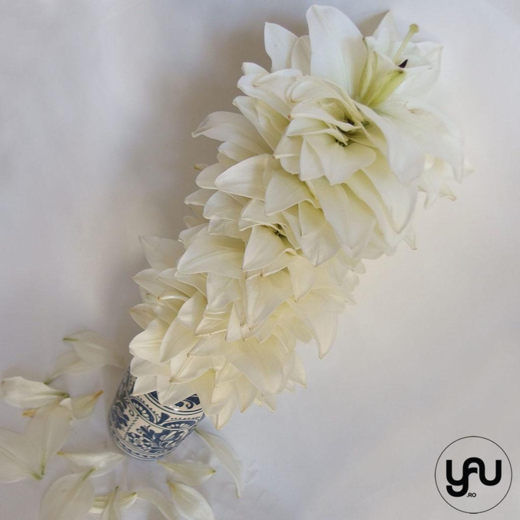 petale albe CRINI YaUconcept ElenaTOADER