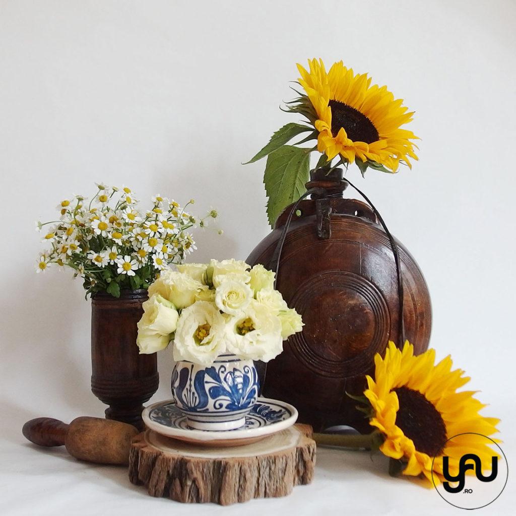 Flori galbene YaUconcept ElenaTOADER