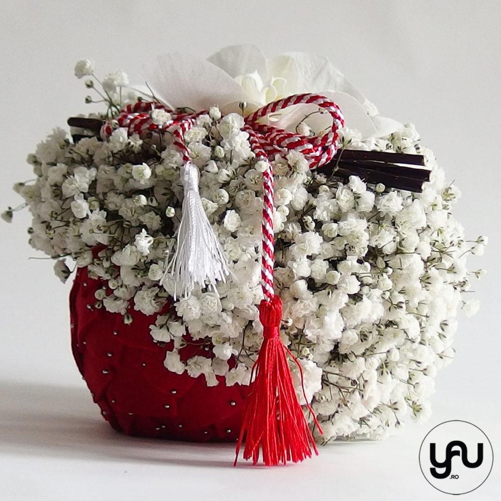 Martisor floral YaUconcept ElenaTOADER