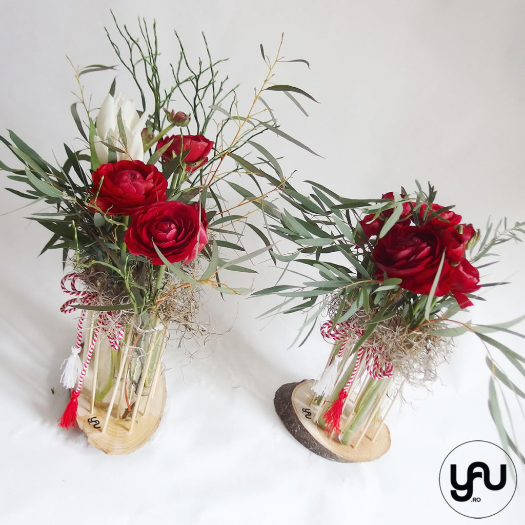 Ranunculus rosu YaUconcept ElenaTOADER