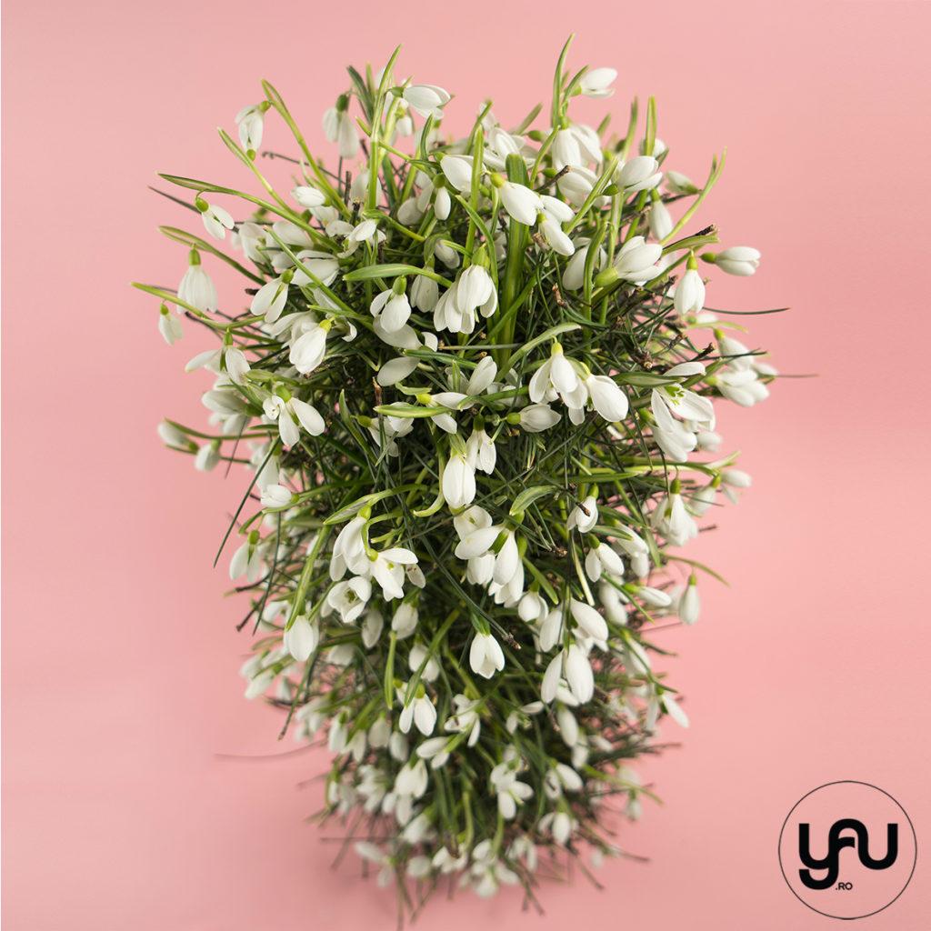 International Floral Art 2018-2019 | MONOLIT GEOMETRY and FLOWERS | YaU Concept ElenaTOADER