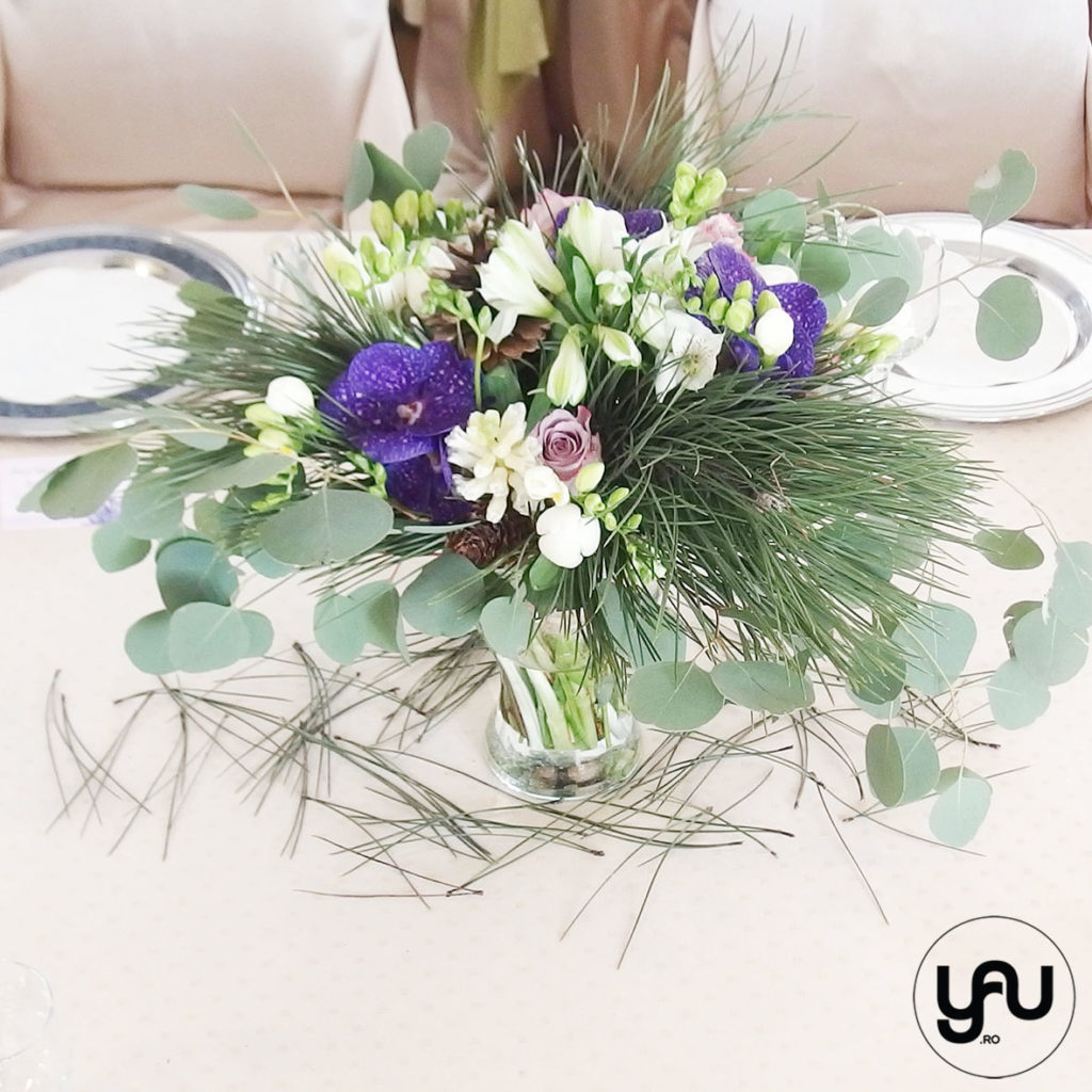 Buchet de IARNA cu flori de PRIMAVARA YaU Concept Elena TOADER