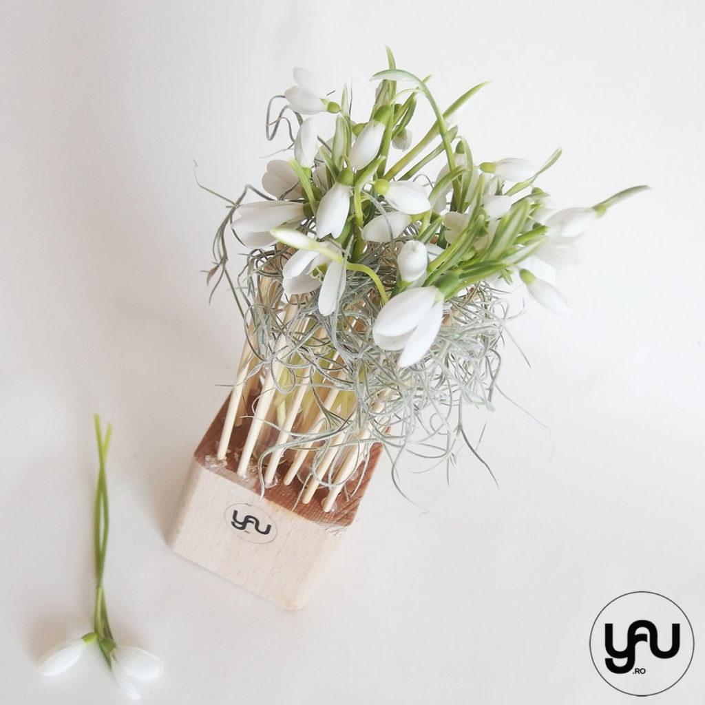 Aranjament floral GHIOCEi YaU Concept Elena TOADER