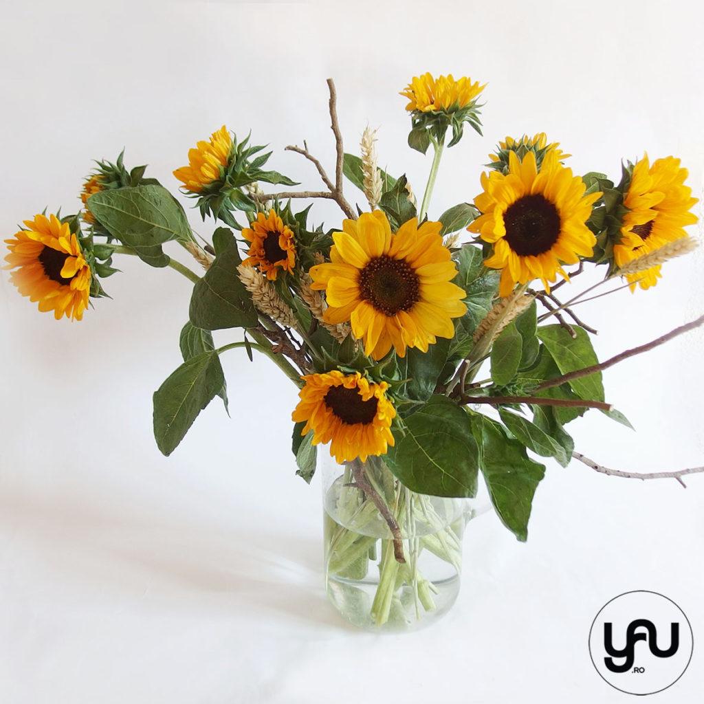 Floarea SOARELUI YaU.ro YaU Concept Elena Toader