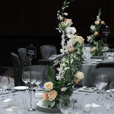YaU flori+yau evenimente+nunta PARIS radisson blu (3)