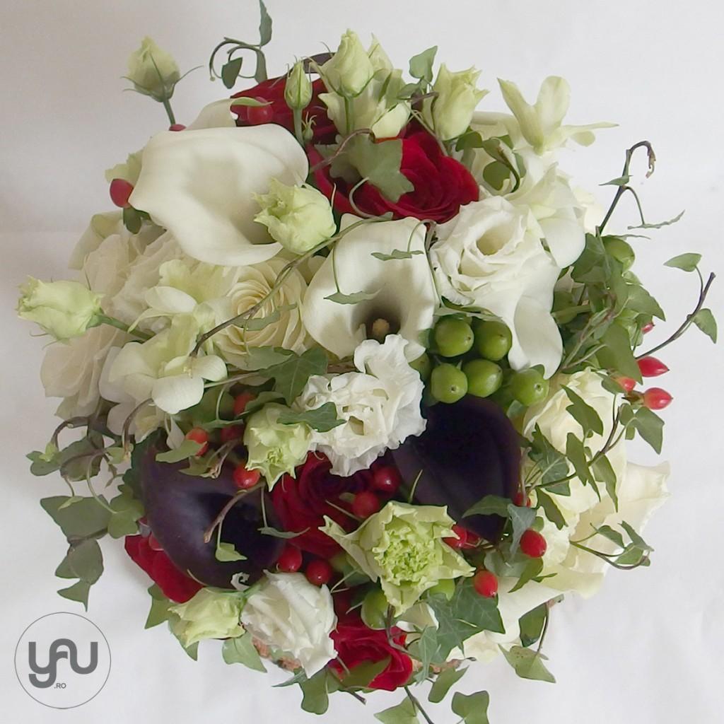 YAU CONCEPT _ YAU FLOWERS _ YAU EVENTS_WEDDING BOUQUET _ BUCHET MIREASA