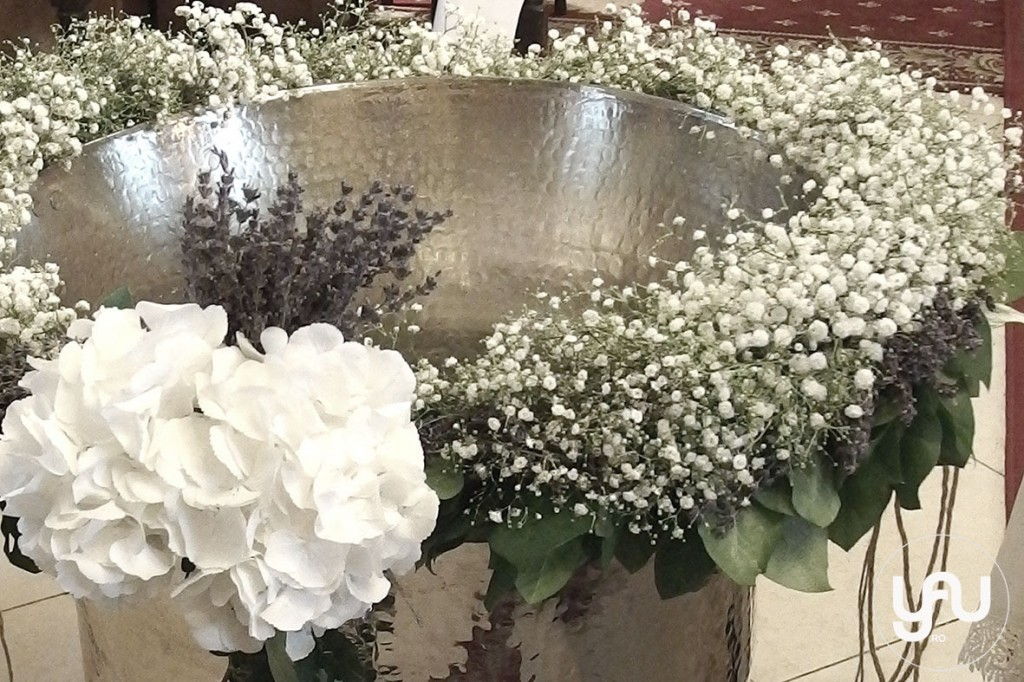 yau concet_yau flowers_yau events_ghirlanda pentr botez cu gypsophila si lavanda