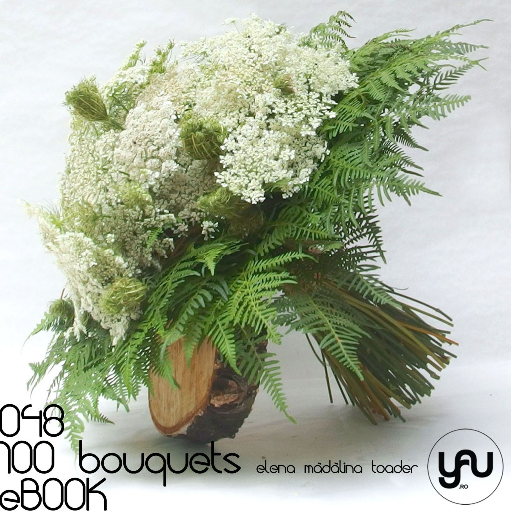 VISNAGA #100bouquets #ebook #yauconcept #elenamadalinatoader