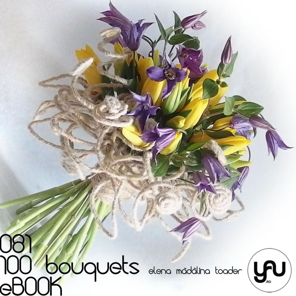 LALELE si CLEMATIS #100bouquets #ebook #yauconcept #elenamadalinatoader
