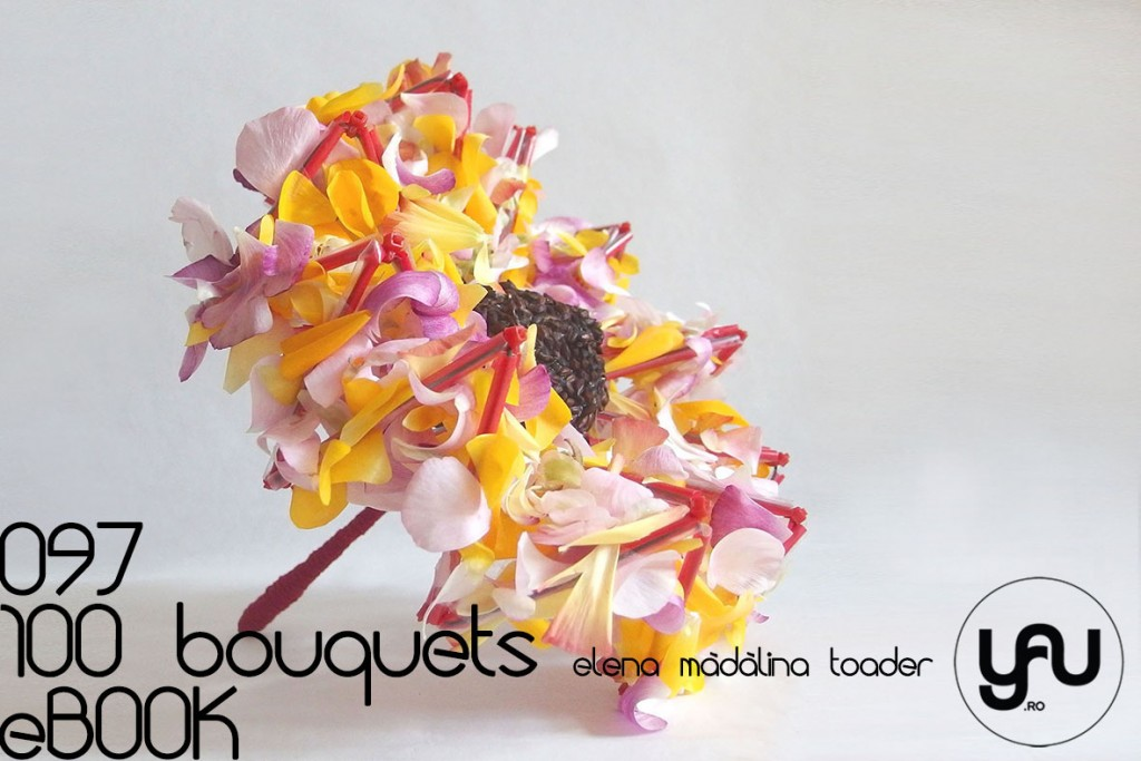 Buchet de PRIMAVARA cu petale de ranunculus #100bouquets #ebook #yauconcept #elenamadalinatoader