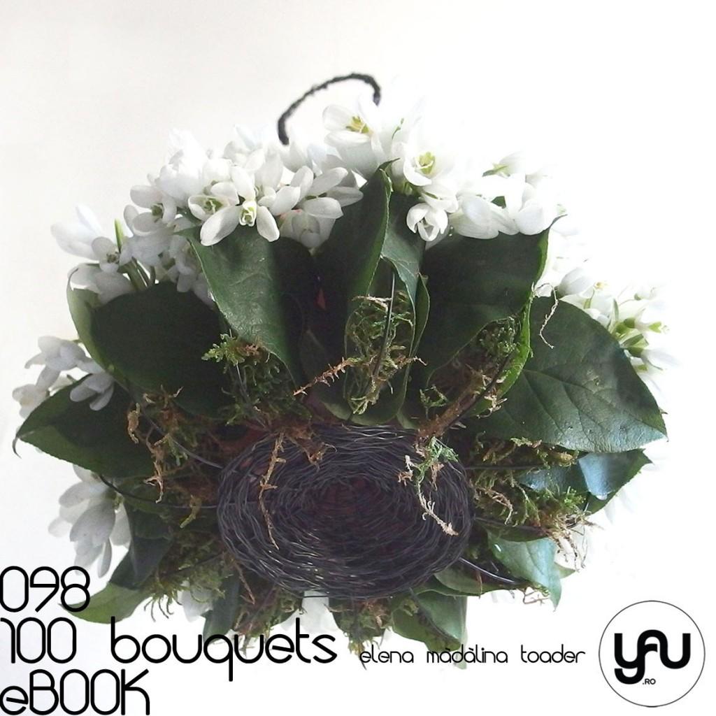 COS cu GHIOCEI #100bouquets #ebook #yauconcept #elenamadalinatoader