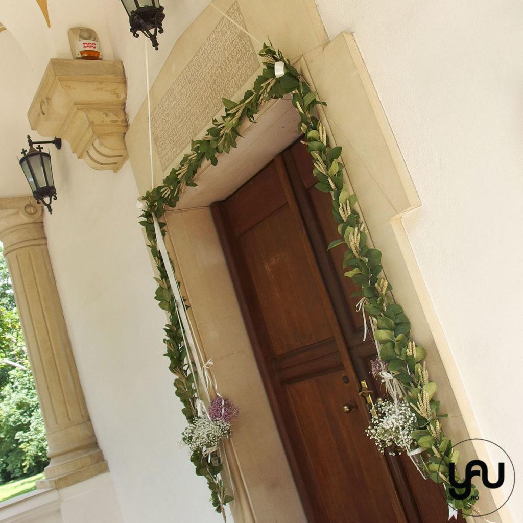 Decor biserica _ ghirlanda cu grau si salal _ yau concept _ elena toader (3)