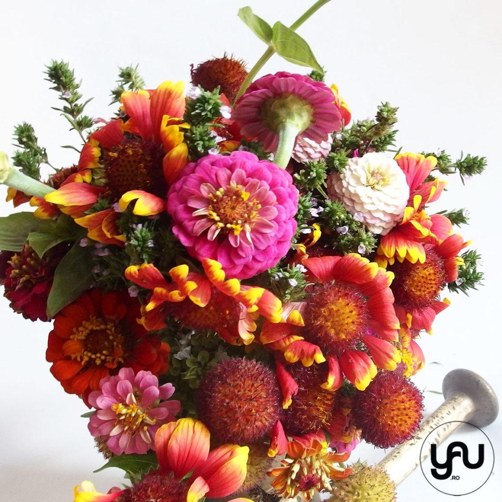 Buchet colorat flori vara carciumarese rudbeckia _ yauconcept _ elenatoader (2)