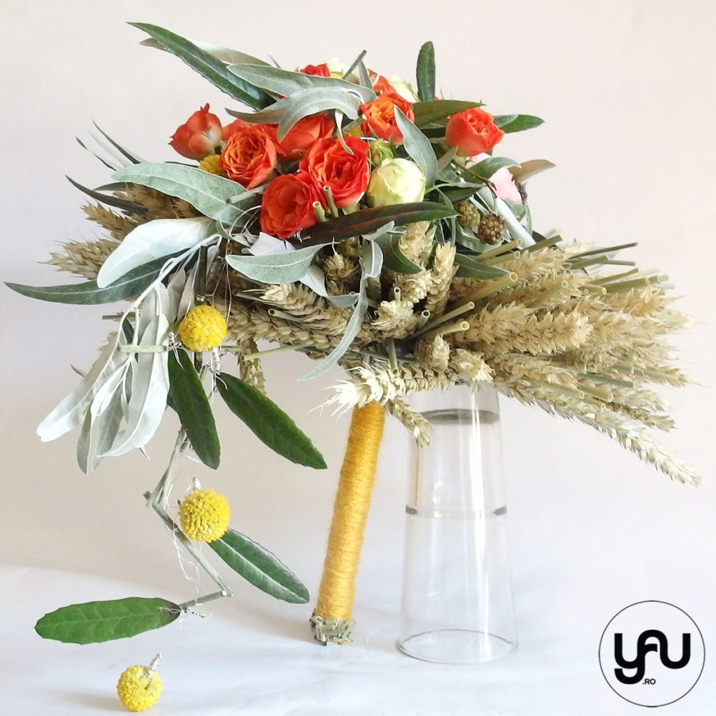 buchet mireasa grau trandafiri gradina _ yauconcept _ elenatoader (2)