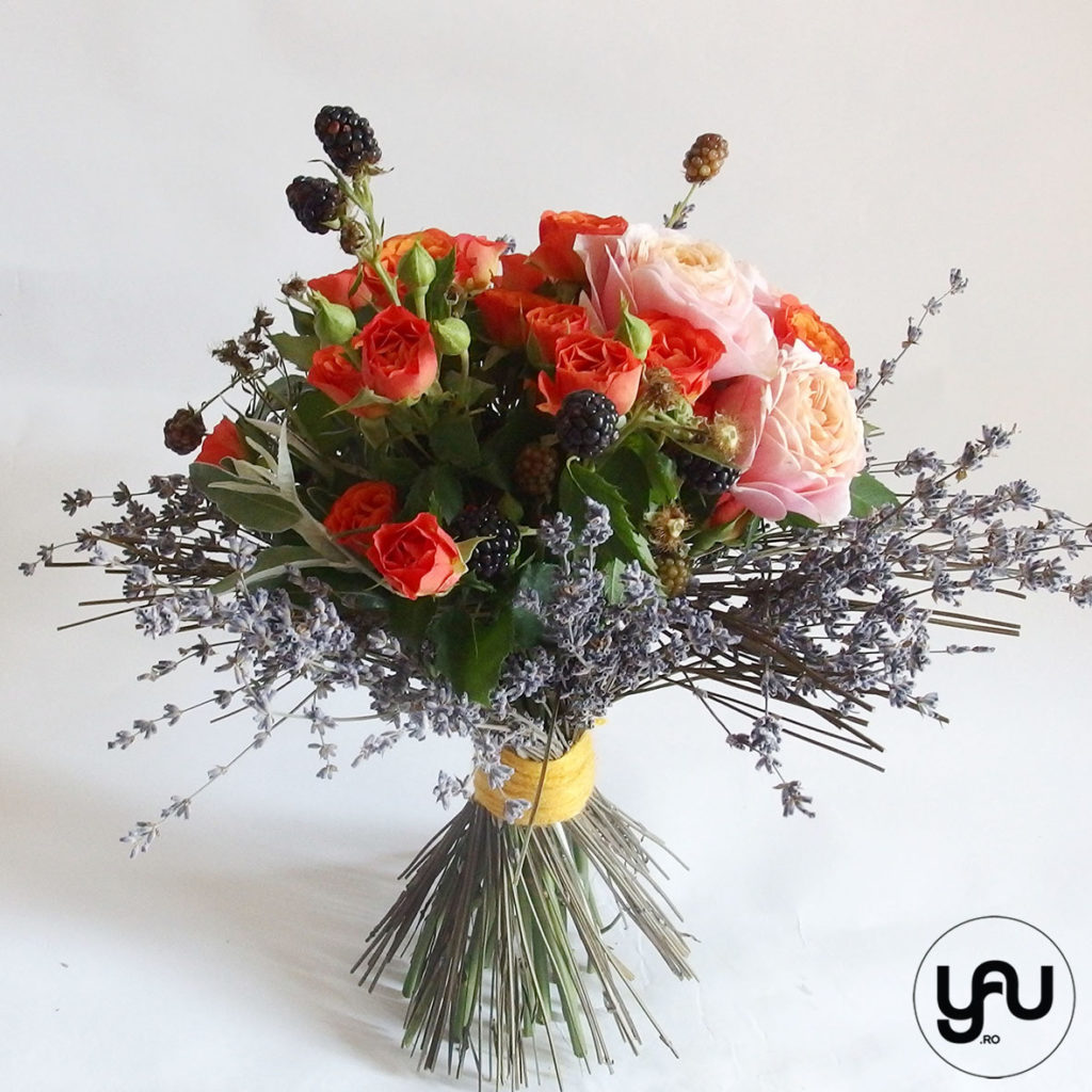 buchet trandafiri gradina tros mure lavanda _ yauconcept _ elenatoader (2)