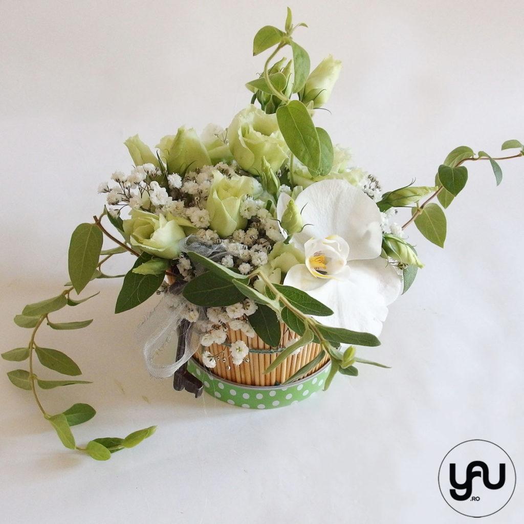 Aranjament floral orhidee lisianthus gypsopila caprifoi _ yauconcept _ elenatoader (2)