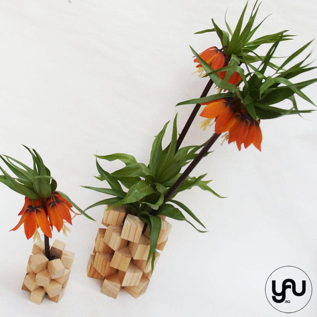 Flori portocalii YaUconcept ElenaTOADER
