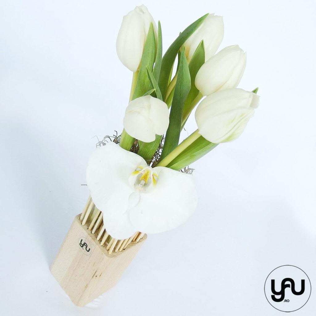 FREZII si LALELE pentru primavara YaU SPRING 2019 YaU Concept Elena TOADER