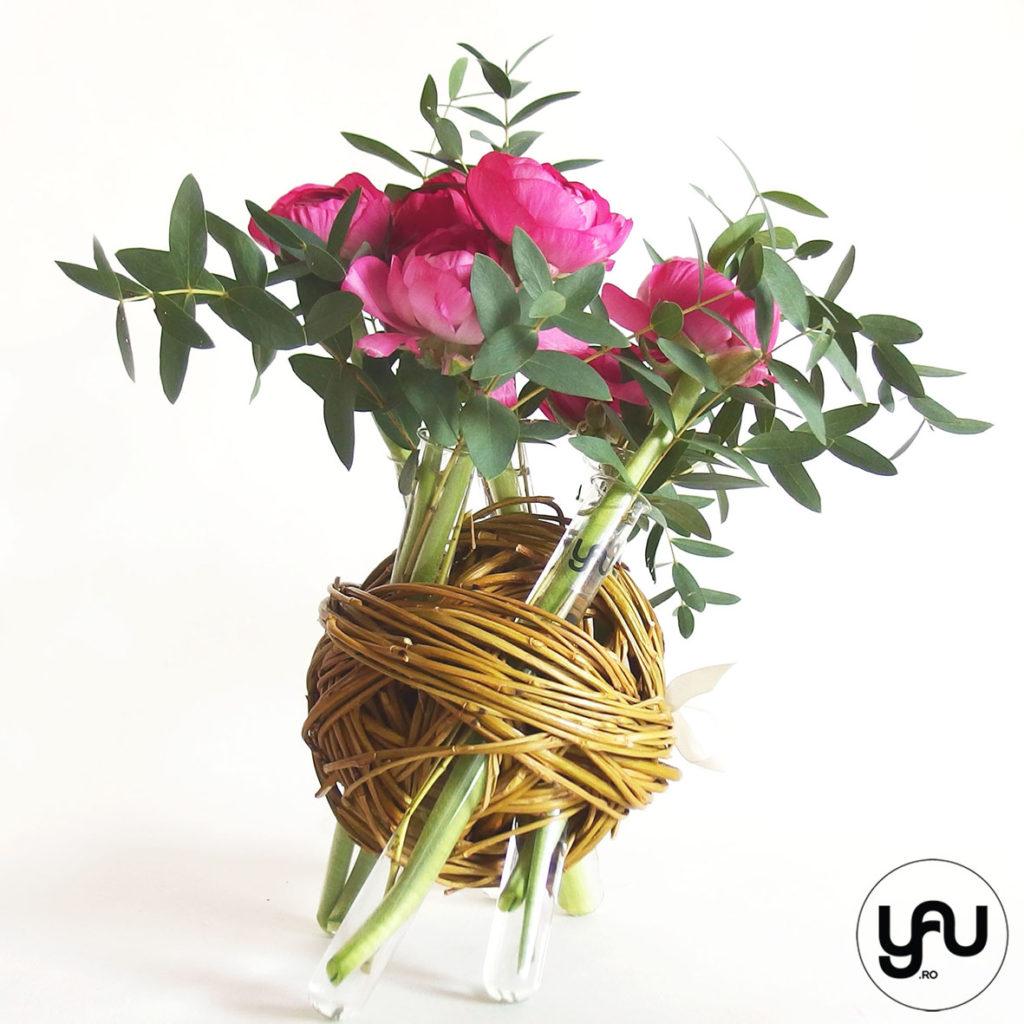 Ranunculus ROZ pentru MARTIE YaU Concept Elena TOADER