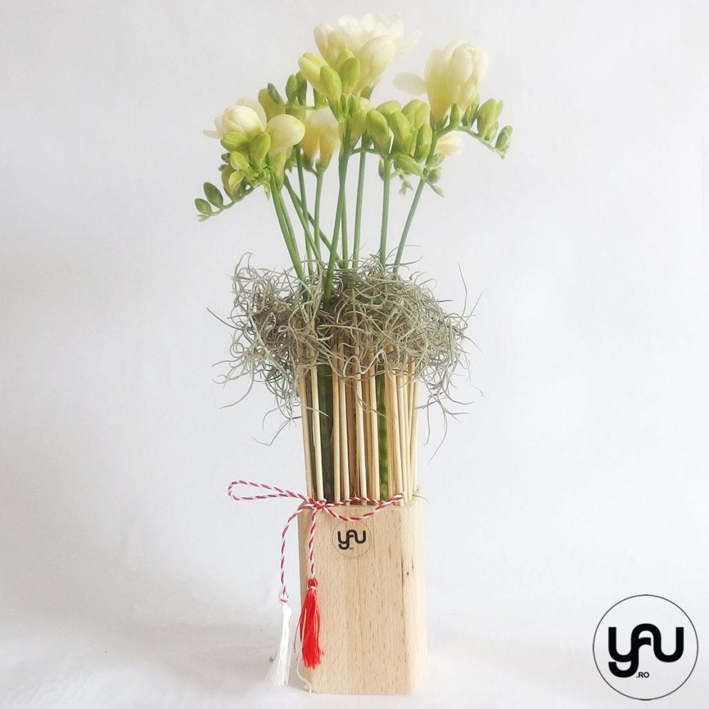 Parfum de Primavara - FREZII si CLEMATIS YaU Concept Elena TOADER