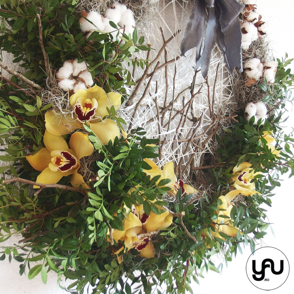 Orhidee galbene YaU COncept Elena TOADER