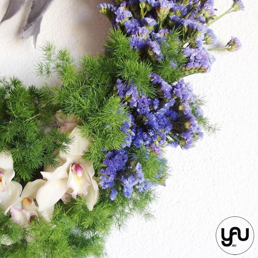 Flori albastre YaU Concept Elena TOADER