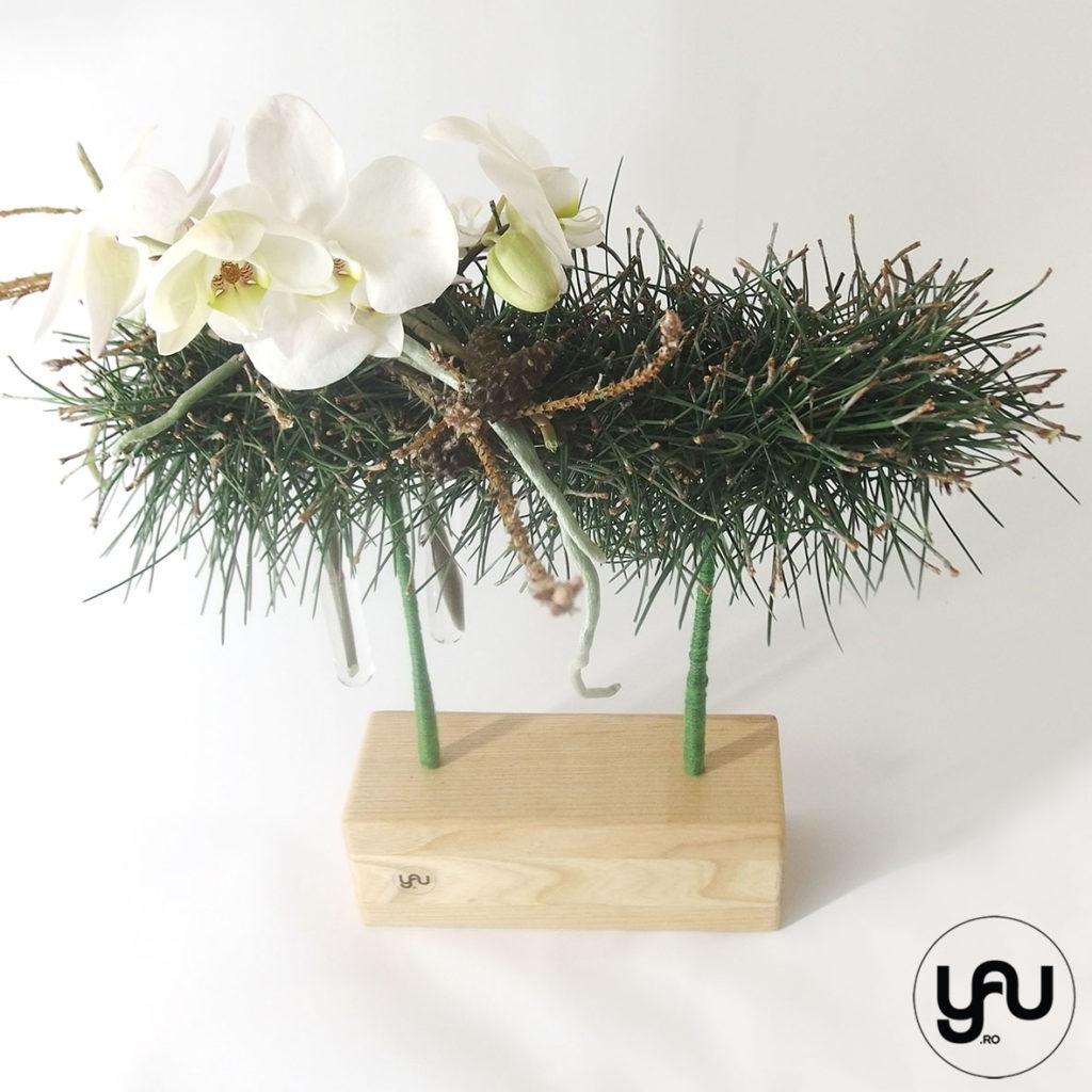 Orhidee ALBA si pin yau.ro YaU Concept Elena Toader