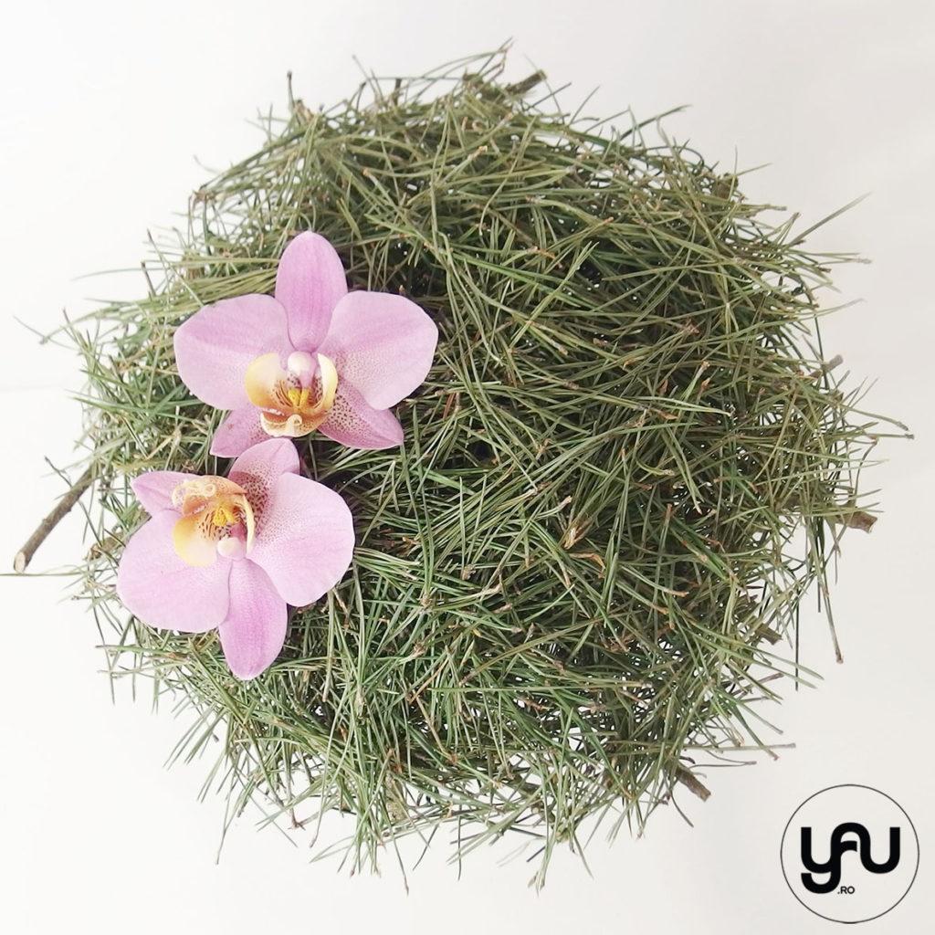 Orhidee, Pin si Ceramica yau.ro YaU Concept Elena Toader