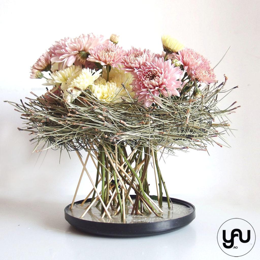 Flori de NOIEMBRIE yau.ro YaU concept Elena Toader