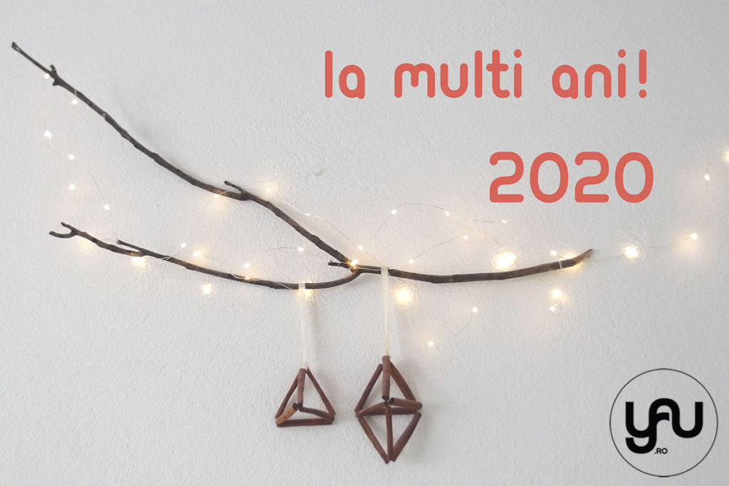 La multi ani 2020! yau blog yau.ro yauconcept elenatoader