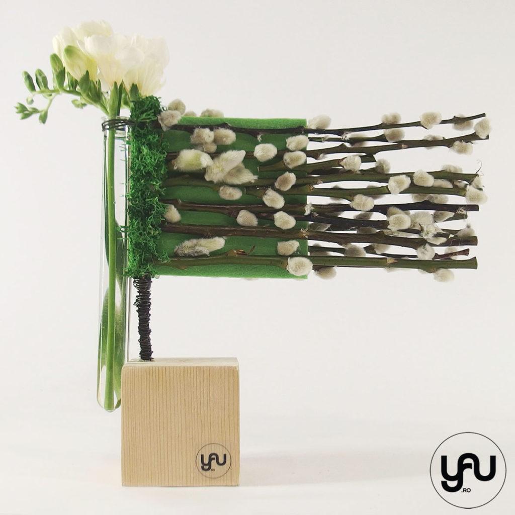 FREZII & GEMOMETRIE | YaU SPRING 2020 yau yau.ro yauconcept elenatoader aranjamente florale martie