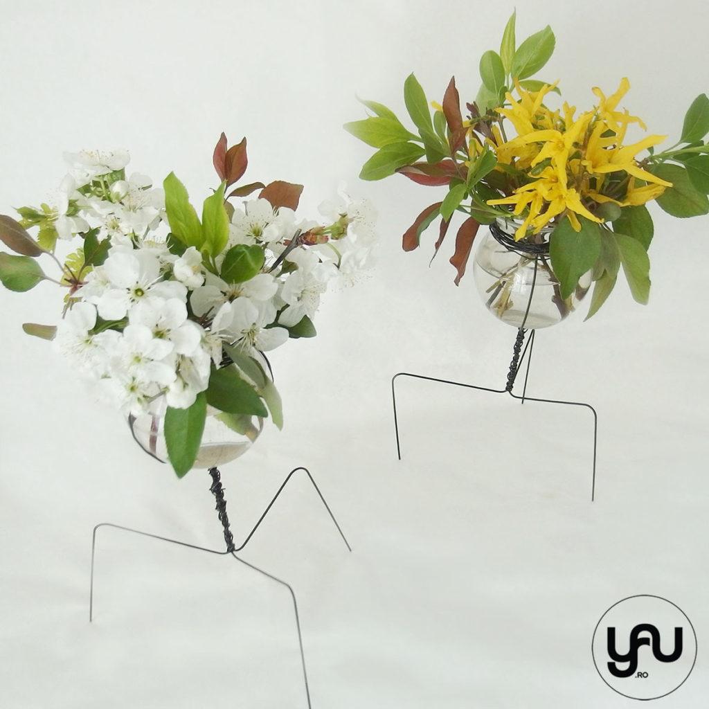 Florile PRIMAVERII Spring blooms yau.ro yau concept elena toader