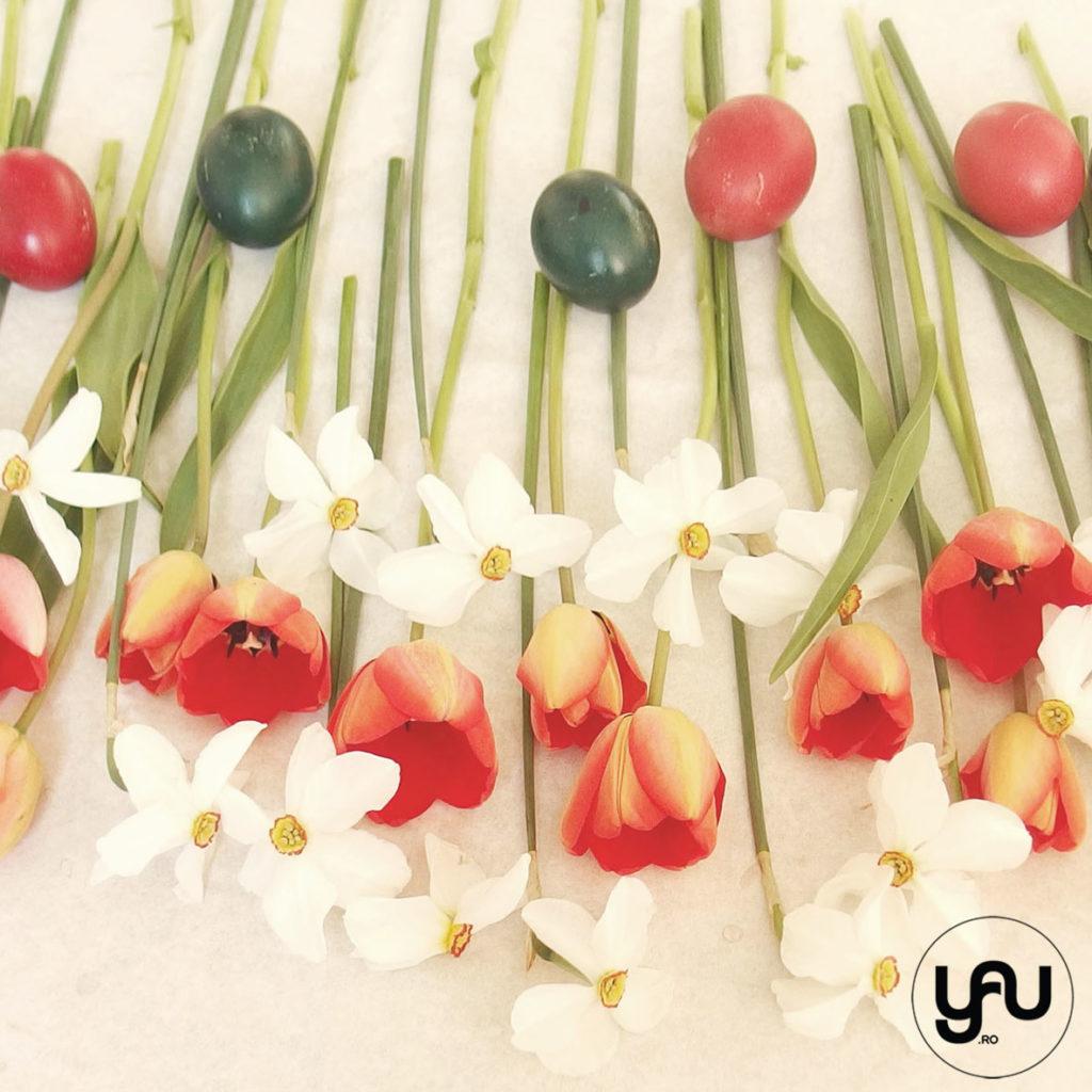 Lalele si Narcise, pentru PASTE yau.ro yau concept elena toader