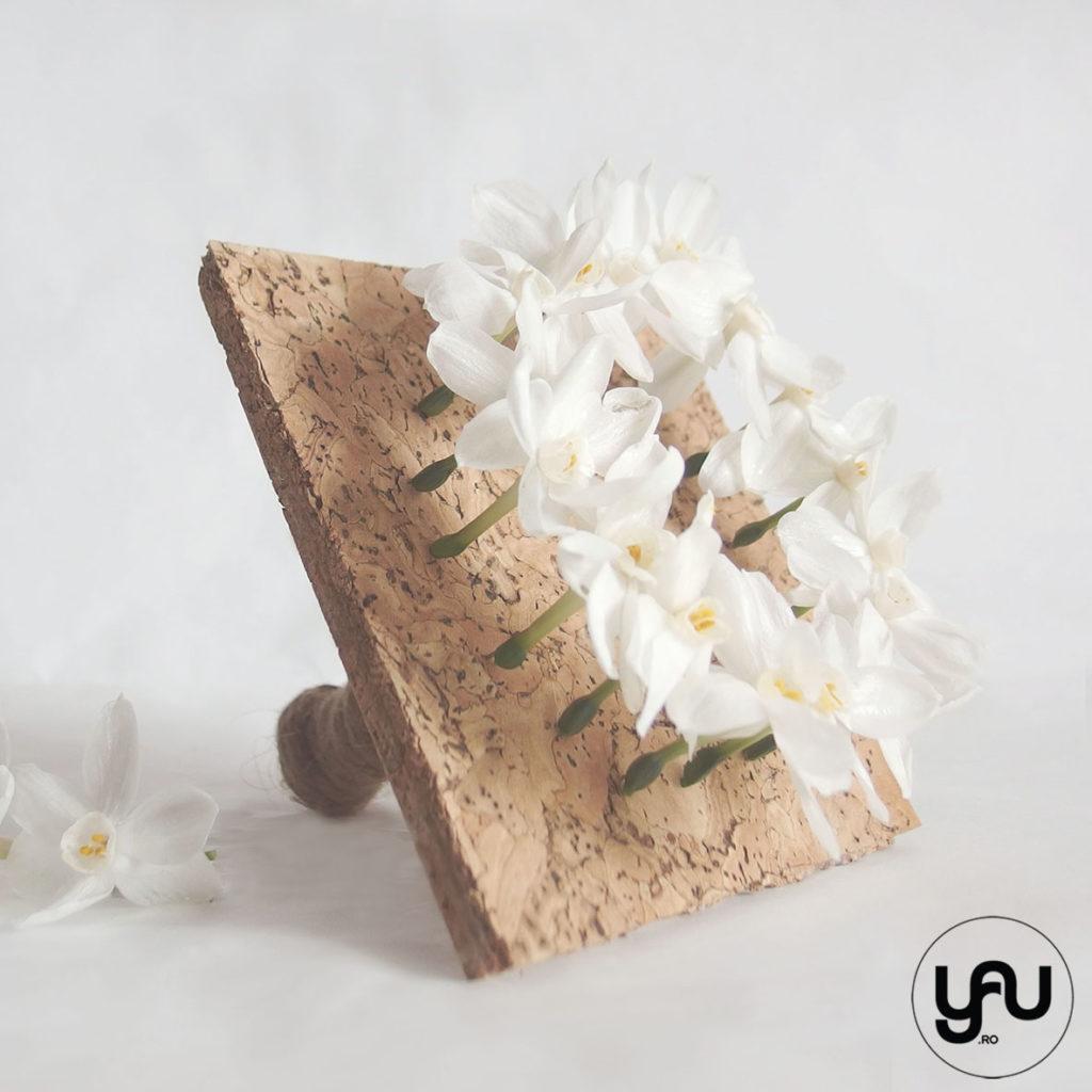 Miniatura cu narcise yau.ro yau concept elena toader