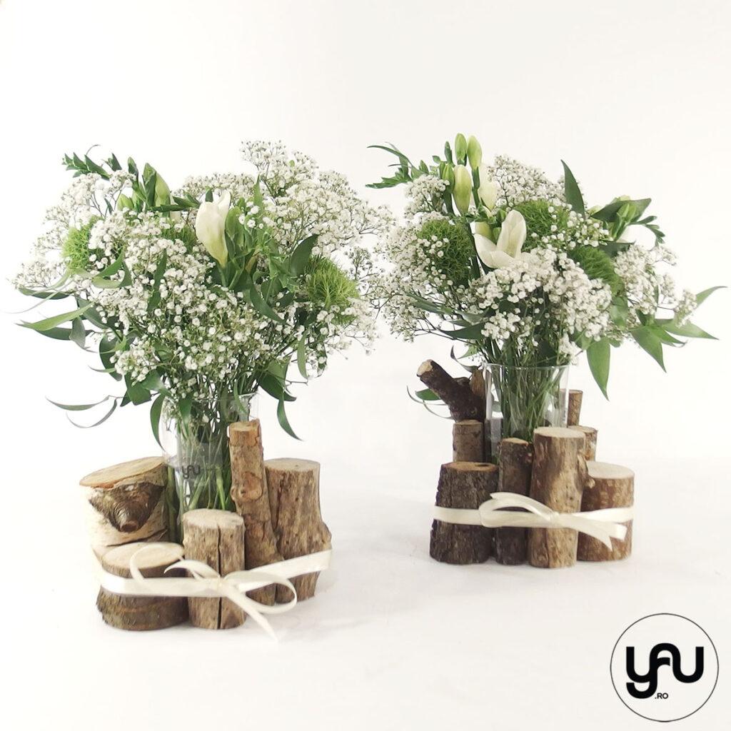 Flori albe pentru scoala yau concept Elena TOADER