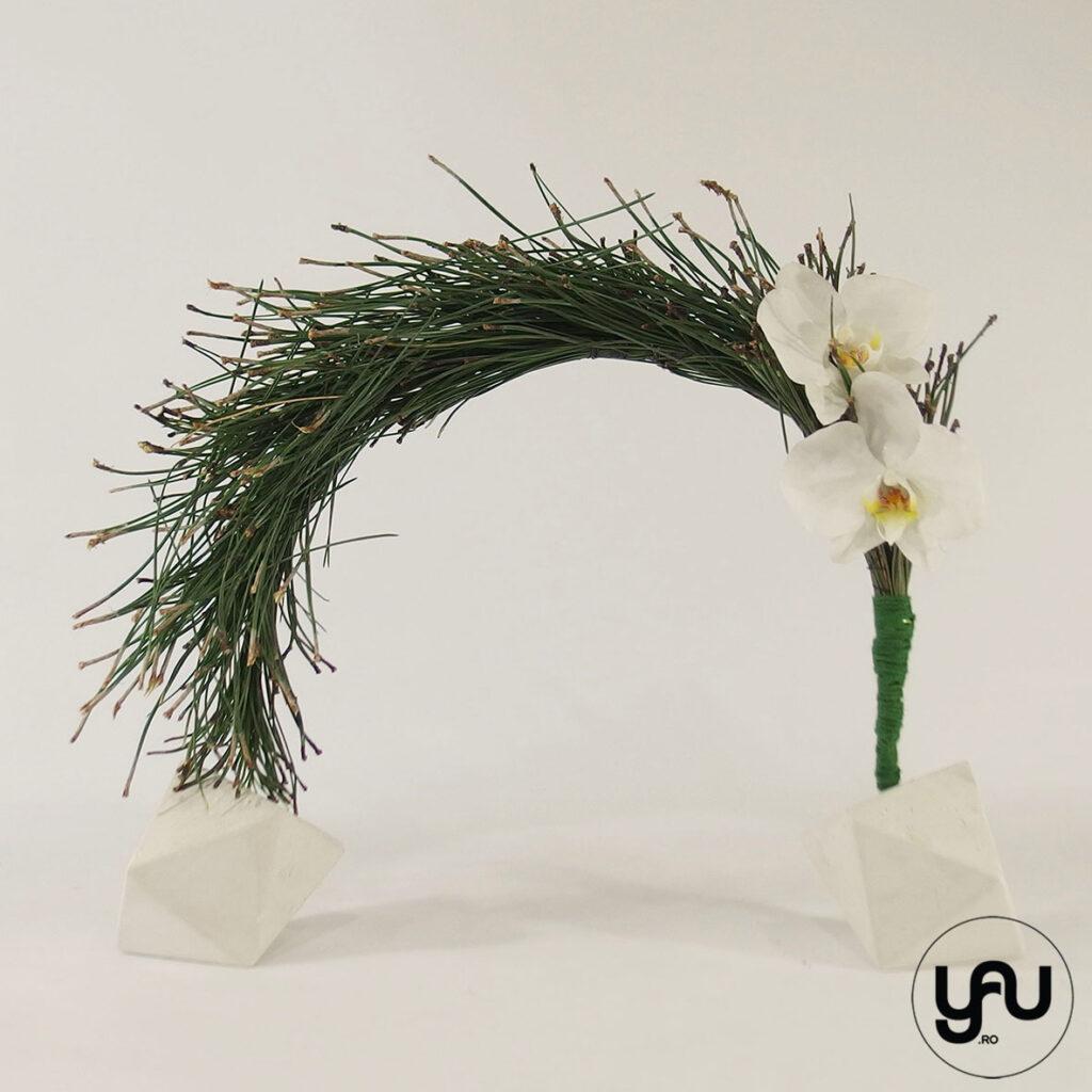 Orhidee si Pin yau concept Elena Toader