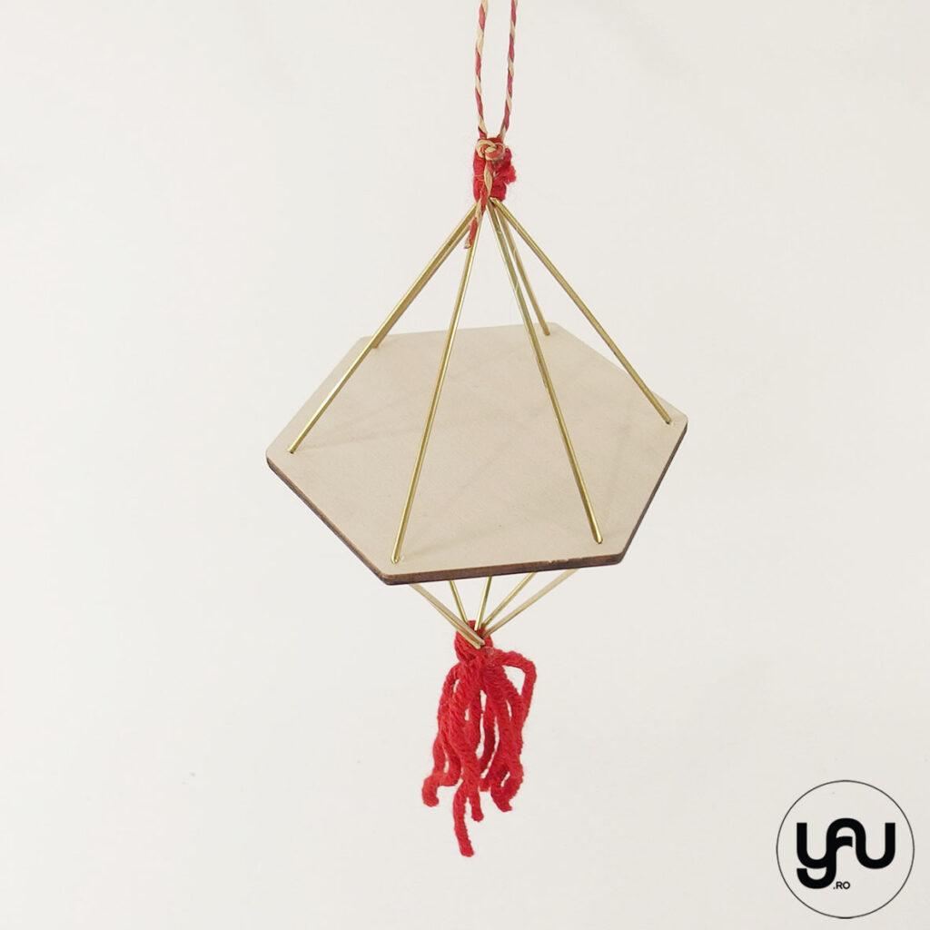 Decoratiuni CRACIUN lemn si metal | YaU CRACIUN 2020