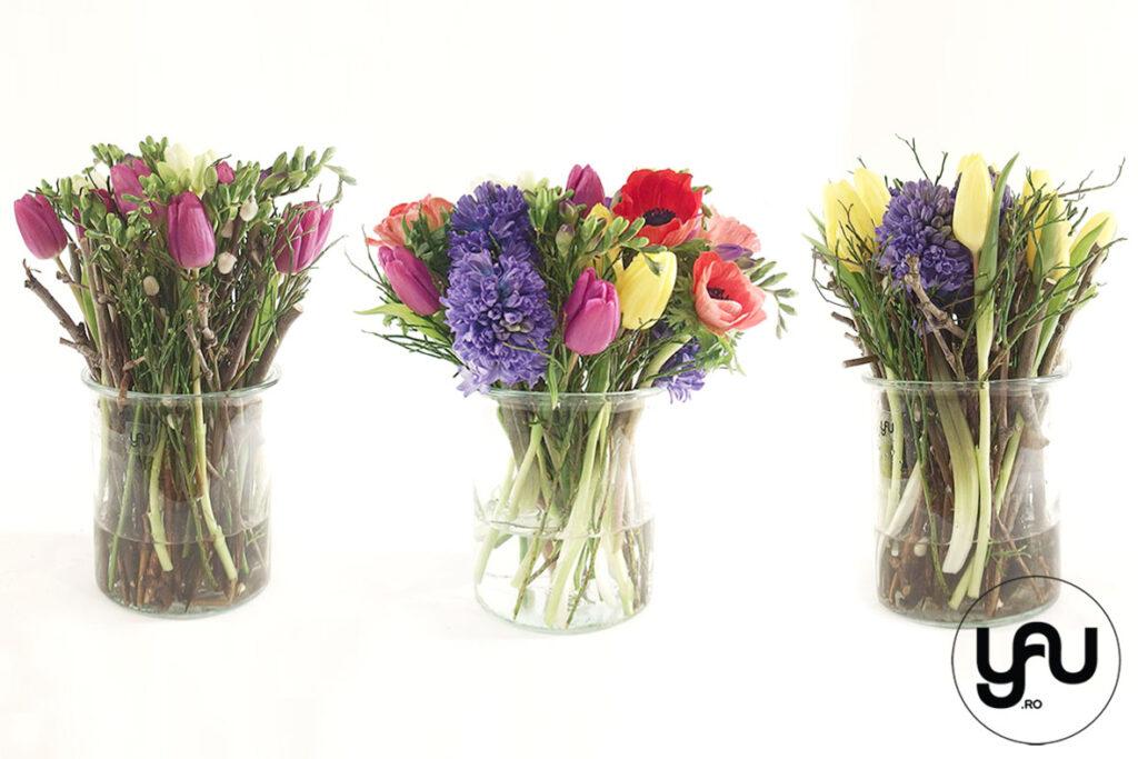 Flori de primavara colorate | YaU SPRING 2021
