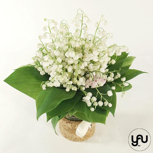 Aranjament floral LACRAMIOARE
