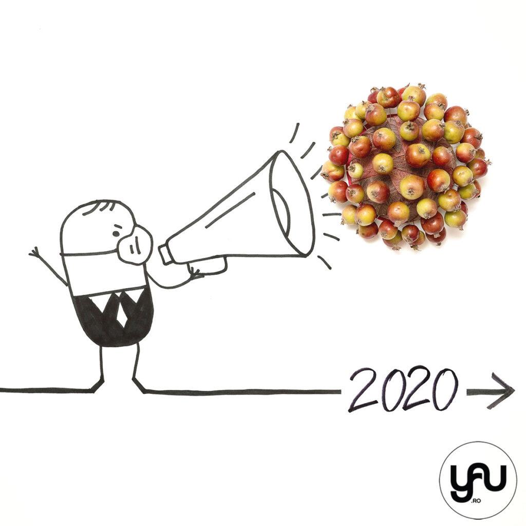 Poveste din pandemie | 2020 CHALLENGE